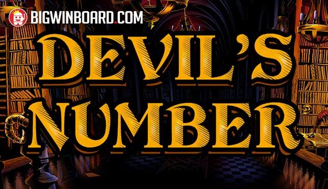 Devil's Number (Red Tiger) Slot Review
