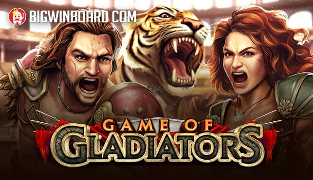 Game of Gladiators (Play'n GO) Online Slot Review