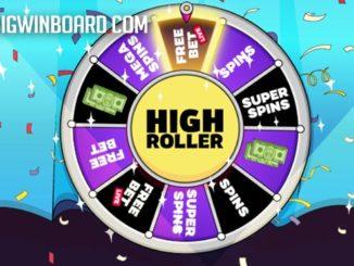 highroller wheel