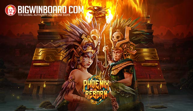 Phoenix Reborn (Play'n GO) Online Slot Review