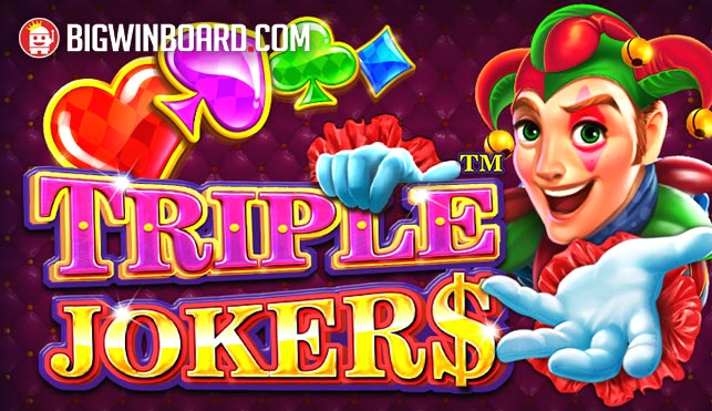 Triple Jokers (Pragmatic Play) Online Slot Review