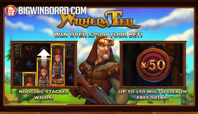 Wilhelm Tell (Yggdrasil) Online Slot Review