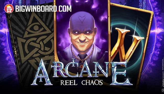 Arcane Reel Chaos (NetEnt) Online Slot Review