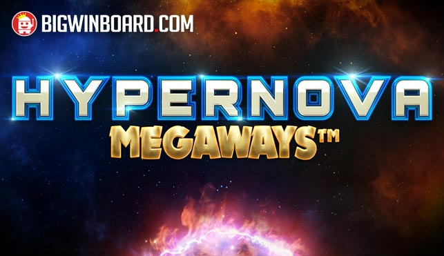 Hypernova Megaways (ReelPlay) Slot Review