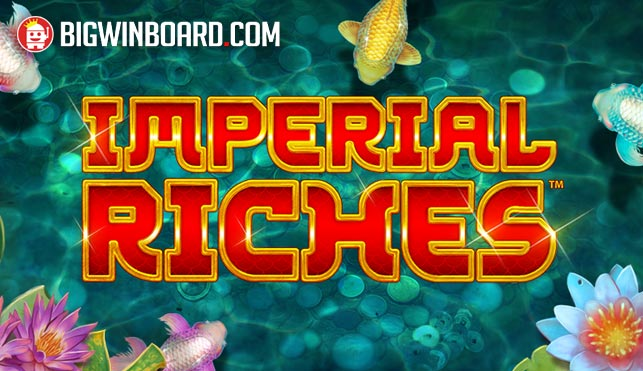 imperial riches netent