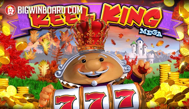 Reel King Mega (Red Tiger) Online Slot Review