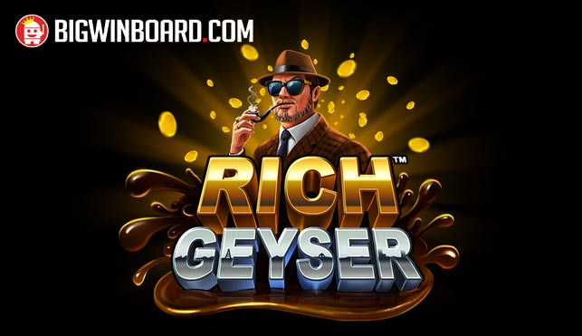 Rich Geyser (Plank Gaming) Online Slot Review