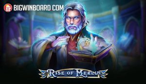 Rise of Merlin (Play'n GO) Slot Review