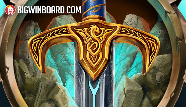 The Sword and The Grail (Play'n GO) Online Slot Review