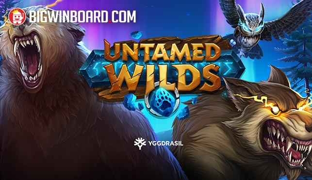 Untamed Wilds (Yggdrasil Gaming) Slot Review