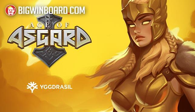 Age of Asgard (Yggdrasil Gaming) Slot Review