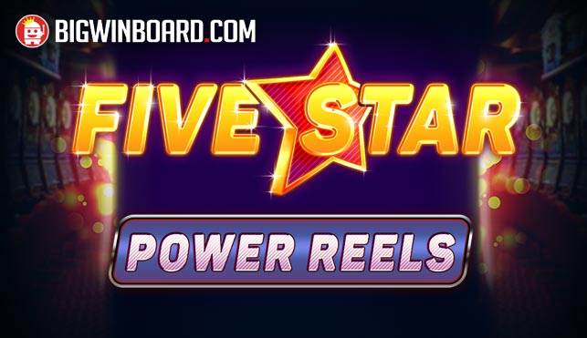 Five Star Power Reels (Red Tiger) Slot Review