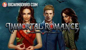 Immortal Romance Microgaming Slot Review Demo