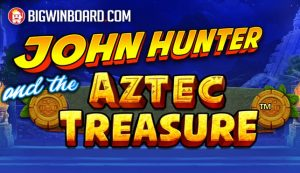 John Hunter and the Aztec Treasure (Pragmatic Play) Slot Review