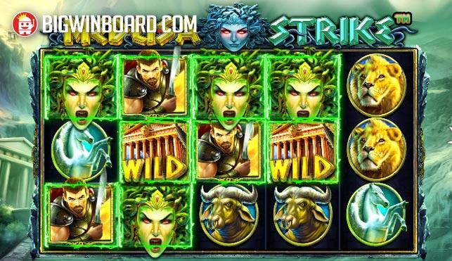 Medusa Strike (Pragmatic Play) Slot Review