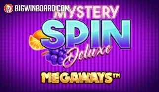 mystery spin deluxe megaways