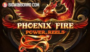 Phoenix Fire Power Reels (Red Tiger) Slot Review