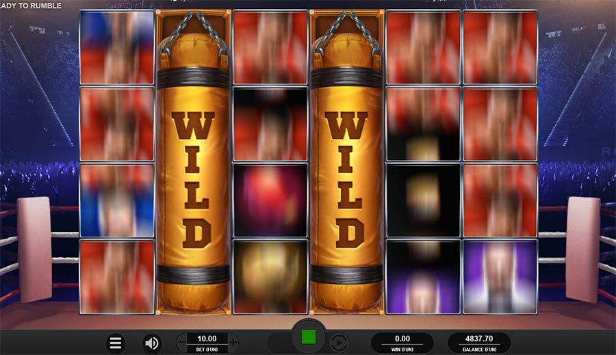 rumble slot