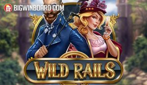 Wild Rails (Play'n GO) Slot Review