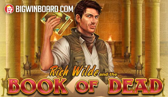 Book of Dead (Play'n Go) Slot Review
