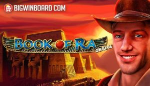 Book of Ra Deluxe (Novomatic) Slot Review