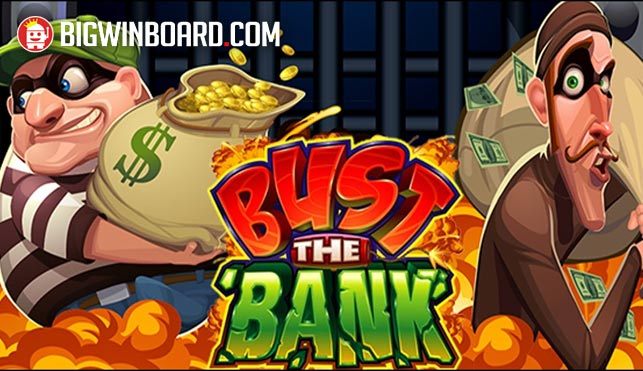 Bust the Bank (Microgaming) Slot Review