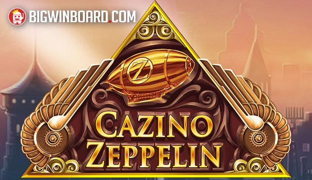 Cazino Zeppelin (Yggdrasil Gaming) Slot Review