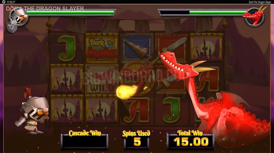 dork dragon slayer