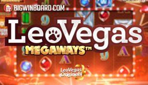 LeoVegas Megaways (Blueprint Gaming) Slot Review