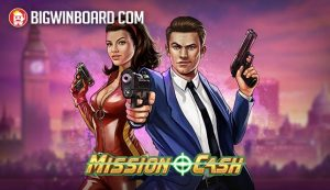 Mission Cash (Play'n GO) Slot Review