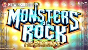 Monsters of Rock Megaways (Storm Gaming) Slot Review