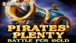 Pirates' Plenty 2: Battle for Gold (Red Tiger) Slot Review