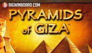 pyramids of giza barcrest