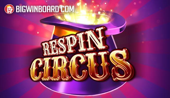 Respin Circus (ELK Studios) Slot Review