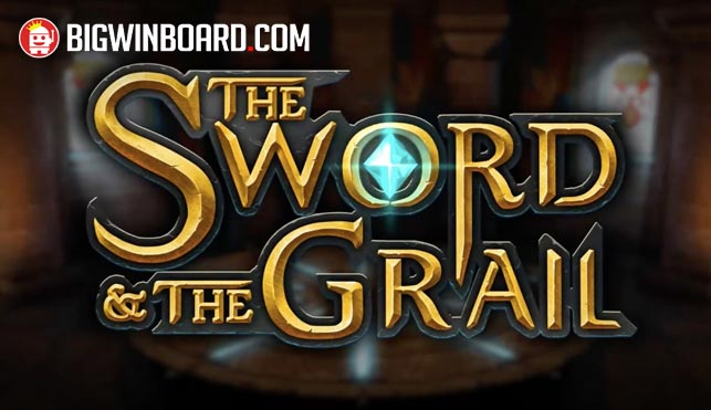 The Sword and The Grail (Play'n GO) Slot Review