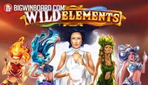 Wild Elements (Red Tiger) Slot Review