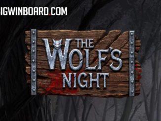 wolf's night netent