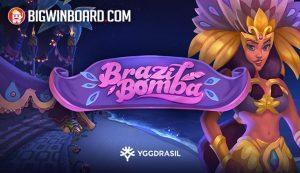 Brazil Bomba (Yggdrasil Gaming) Slot Review