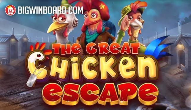 chicken escape slot