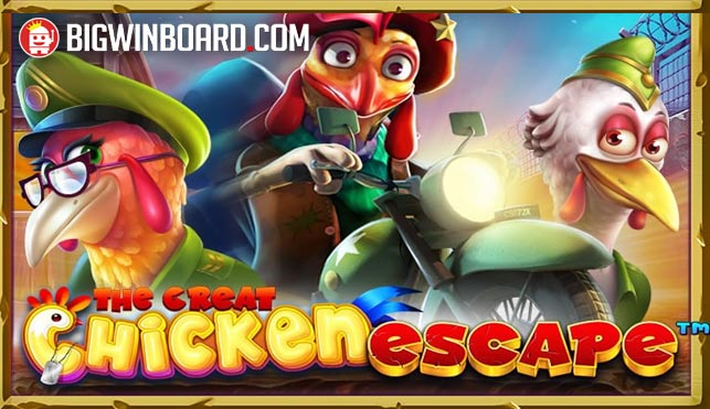 The Great Chicken Escape (Pragmatic Play) Slot Review