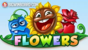 Flowers (NetEnt) Slot Review