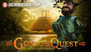 Gonzo's Quest (NetEnt) Slot Review