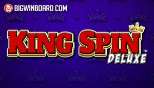 King Spin Deluxe (Blueprint Gaming) Slot Review