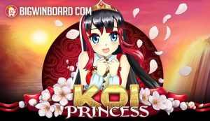 Koi Princess (NetEnt) Slot Review