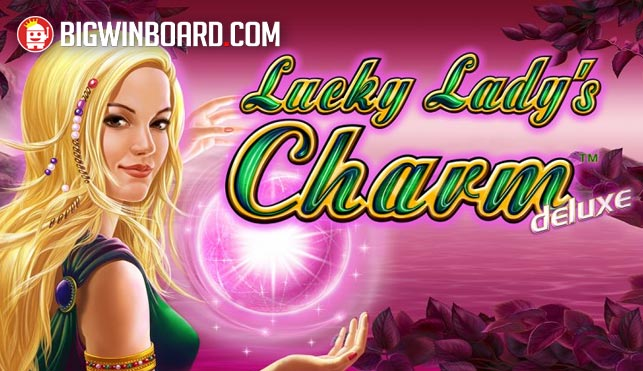 Lucky Lady's Charm Deluxe (Novomatic) Slot Review