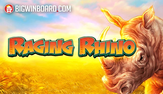 Raging Rhino (WMS) Slot Review