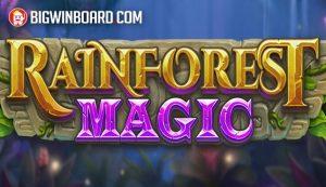Rainforest Magic (Play'n GO) Slot Review