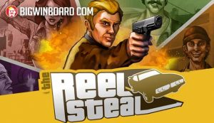 Reel Steal (NetEnt) Slot Review