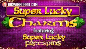 Super Lucky Charms (Blueprint Gaming) Slot Review