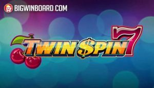 Twin Spin (NetEnt) Slot Review